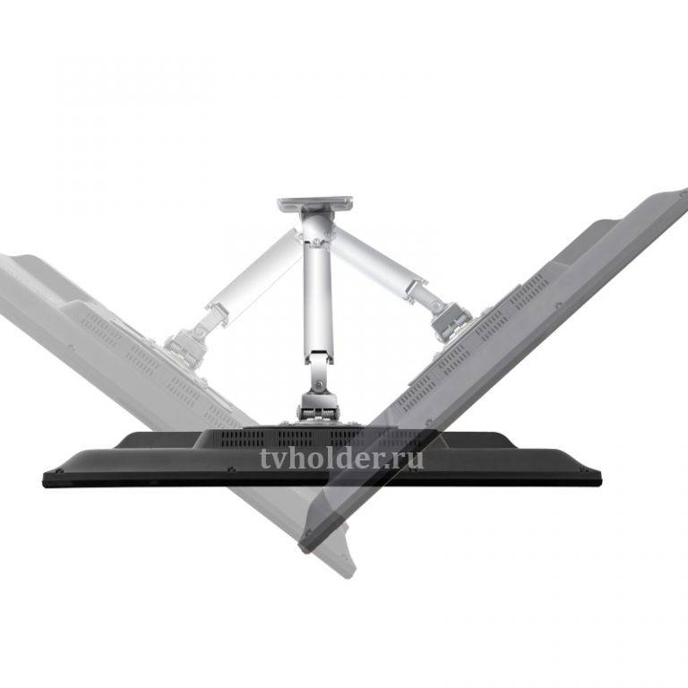 NB - Наклонно-поворотный кронштейн NB F-200 с регулировкой по высоте