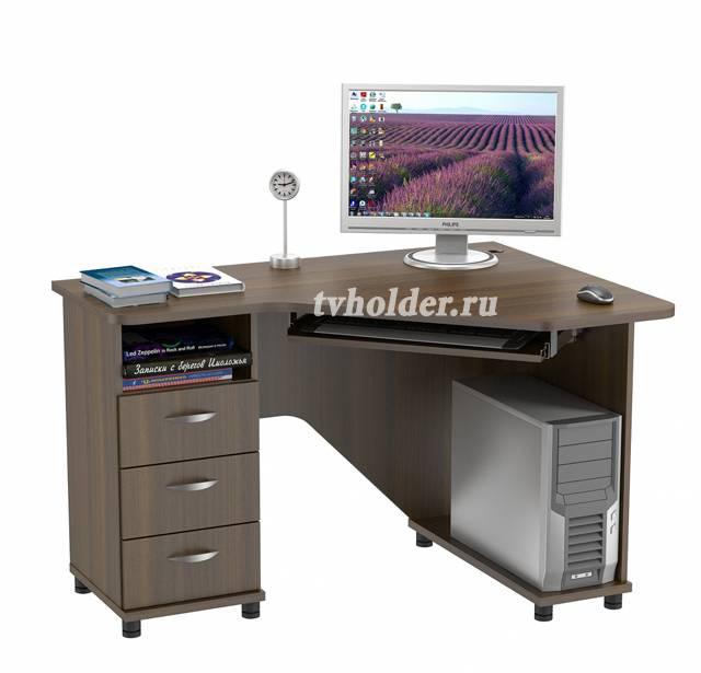 Васко - Компьютерный угловой стол КС 2028