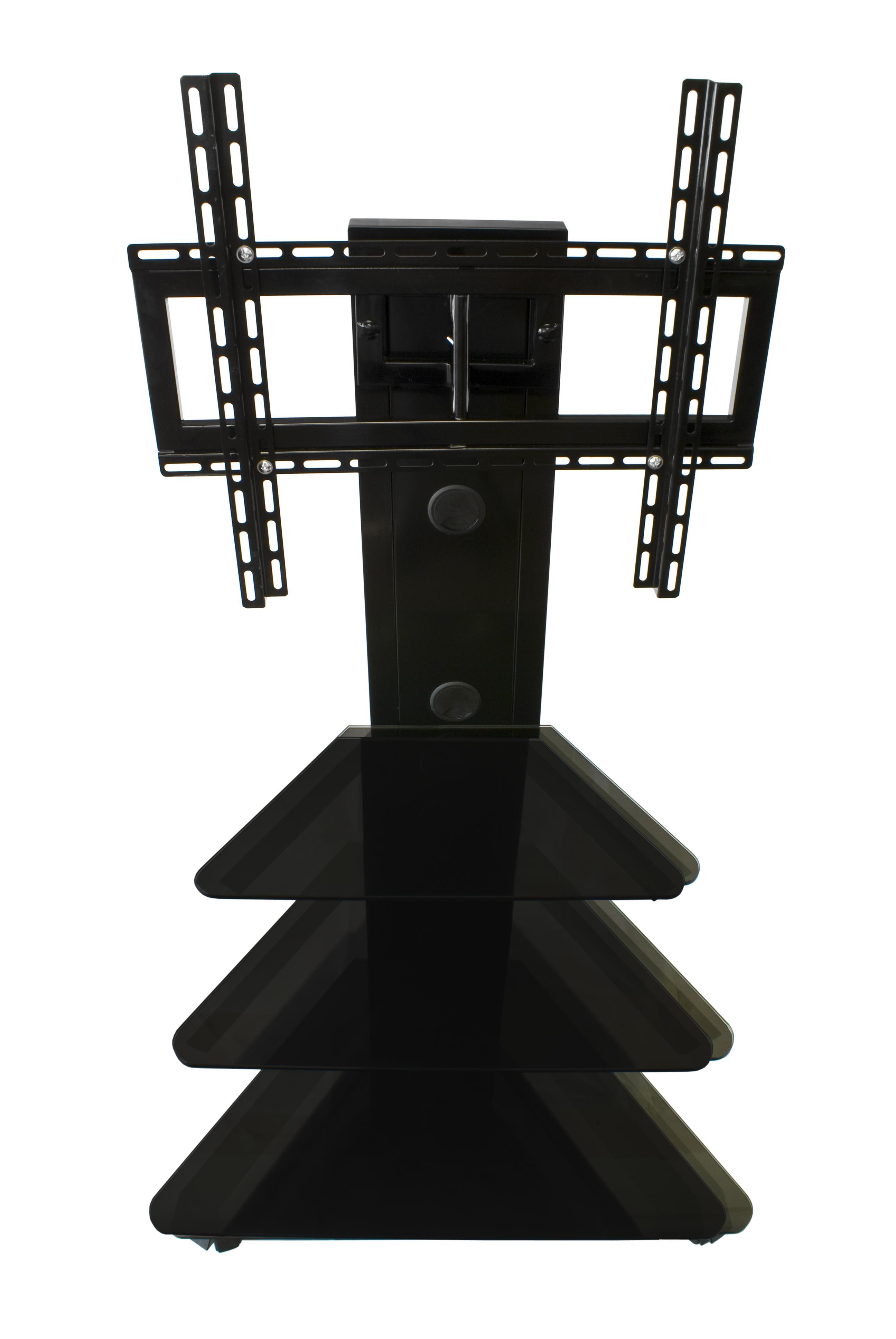 """TvHolder - Напольная стойка с кронштейном для жк телевизора """"PLAZA"""""""