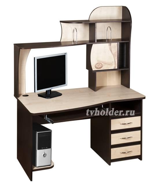 Витра - Компьютерный стол Орион 3.10