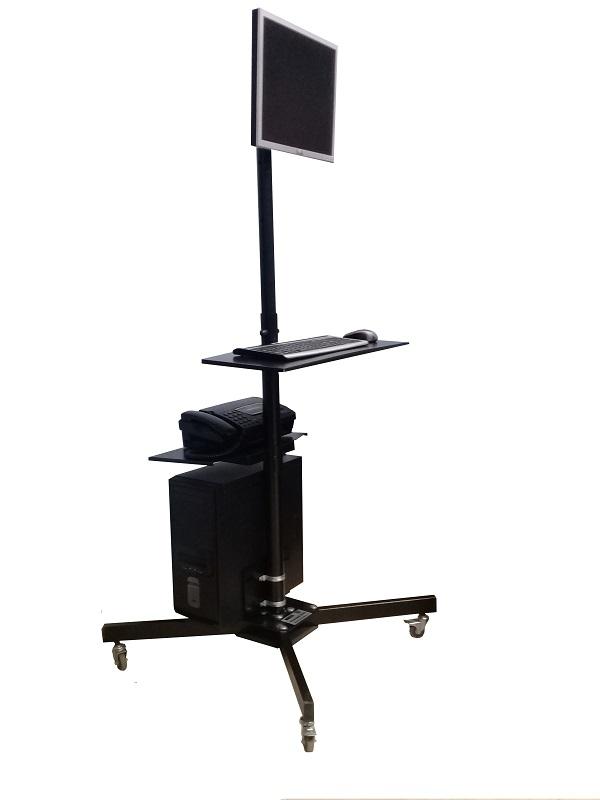 TvHolder - Мобильная рабочая станция PWS-01