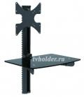 Подробнее о `Alma-holders - Консоль для телевизора и плеера DVD-14B`