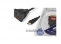 Подробнее о `DeLink - Переходник HDMIшт. - HDMIгн. + HDMIгн.`