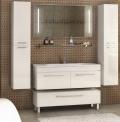 Подробнее о `Аквана - Коллекция Aquaton Мадрид 120 Белый`