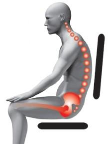 Боли внизу живота справа отдающие в спину